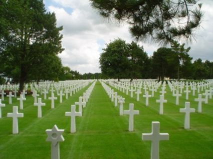 American_Cemetary_Normandy